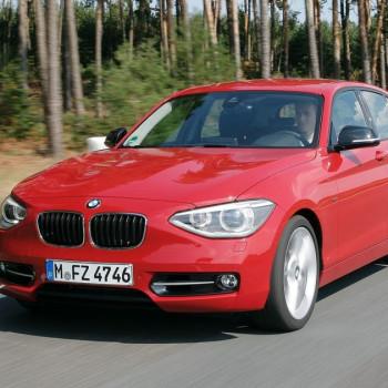 BMW 1er im Test - Fahrerlebnisschalter