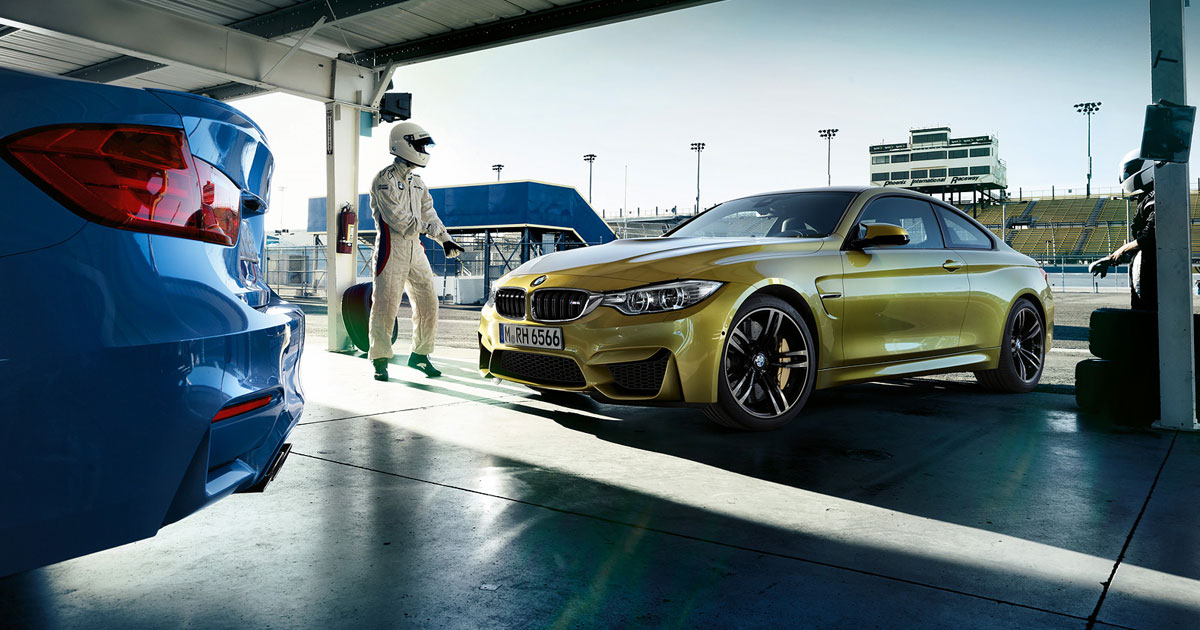 BMW M auf der Detroit Motorshow NAIAS 2014