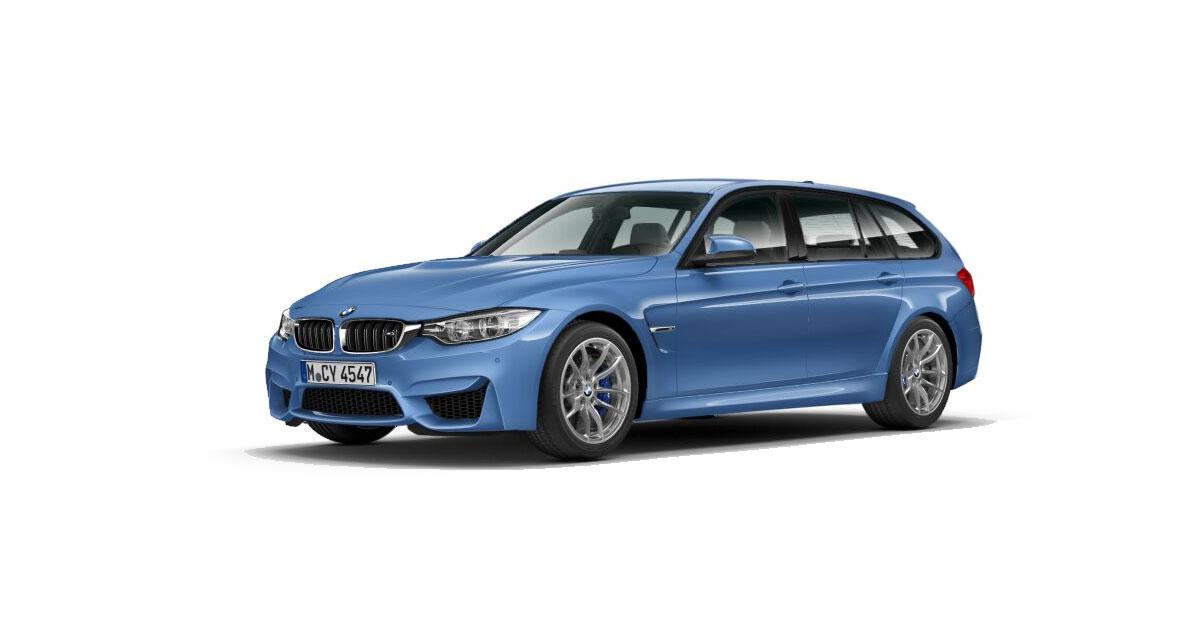 BMW M3 Touring - Rendering - Warum wird es keinen M Kombi gibt