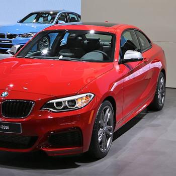 Interview zum BMW 2er Coupe - BMW M235i
