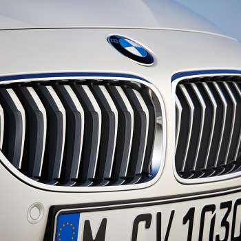 BMW 6 Series Gran Coupé - Facelift - 2015 - Grill