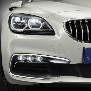 BMW 6 Series Gran Coupé - Facelift - 2015 - Headlights