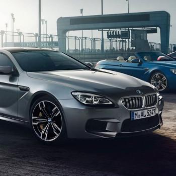 BMW M6 Familie - Facelift 2015