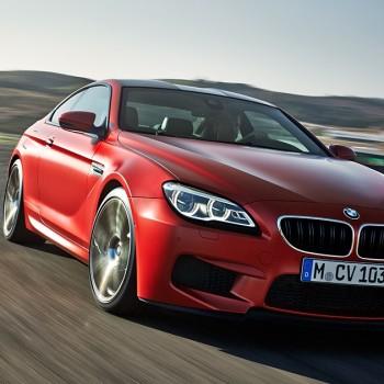 BMW M6 Facelift - 2015