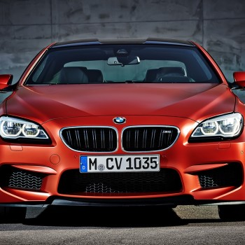 BMW M6 Coupé - Facelift - 2015 - Front