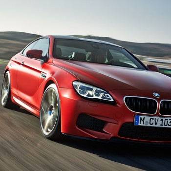 BMW M6 Coupé - Facelift - 2015
