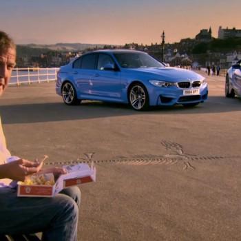 BMW i8 vs. BMW M3 - TopGear Test