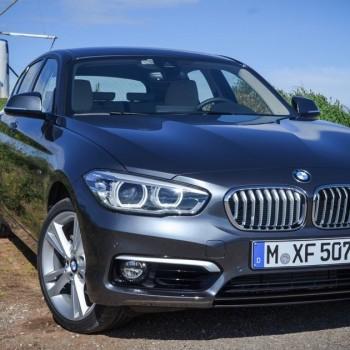 BMW 1er (F20 LCI) im Test - Erster Fahrbericht
