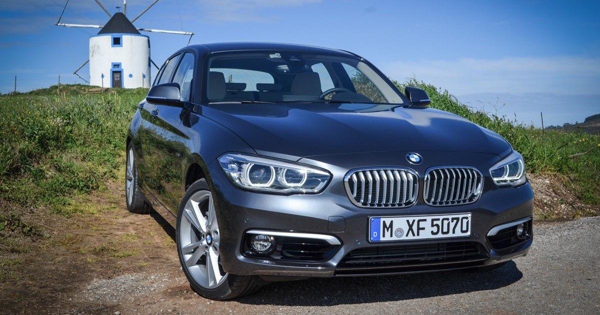 BMW 1 Series (F20 LCI) Testdrive