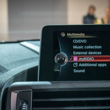 BMW and Telekom: MyKido App live