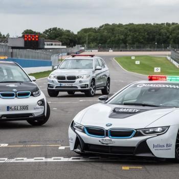 BMW i als Partner der Formel E