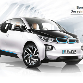 BMW i3 bei Miles & More