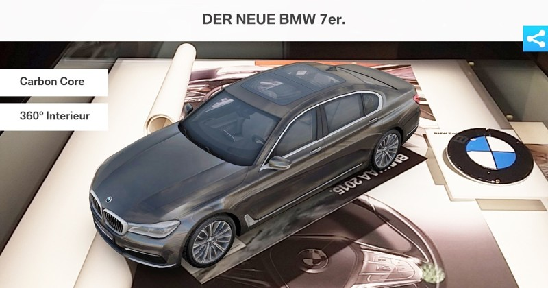 There's an App for that! The BMW IAA App (not only) for the Motor Show in Frankfurt!
