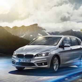 BMW 225e xDrive Active Tourer plug-in hybrid