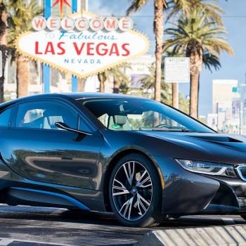 BMW auf der CES 2016 in Las Vegas
