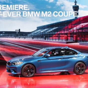 BMW at NAIAS 2016