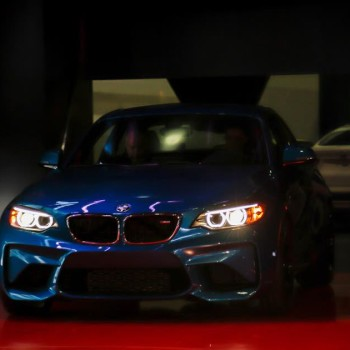 BMW in Detroit - Exklusive: First pictures from NAIAS and BMW