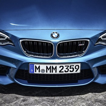 BMW M2 Coupé - Stream of BMW press conference