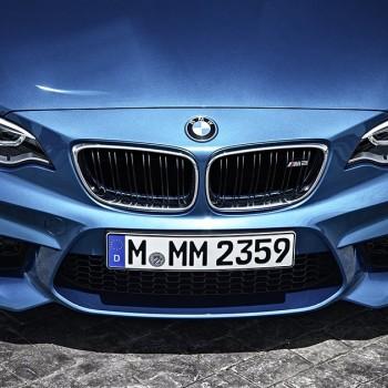 BMW M2 Coupé - Premiere in Detroit 2016 als Stream