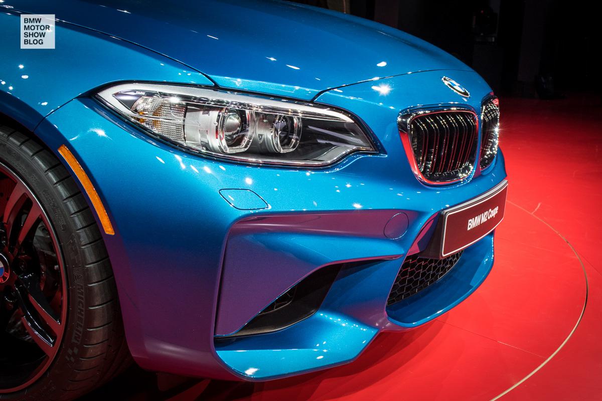 Weltpremiere: Das BMW M2 Coupé live auf der NAIAS Detroit 2016 - Detail
