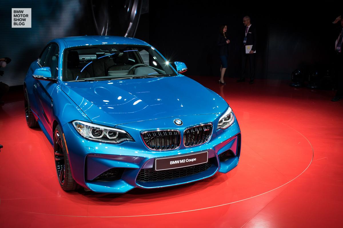 Weltpremiere: Das BMW M2 Coupé live auf der NAIAS Detroit 2016