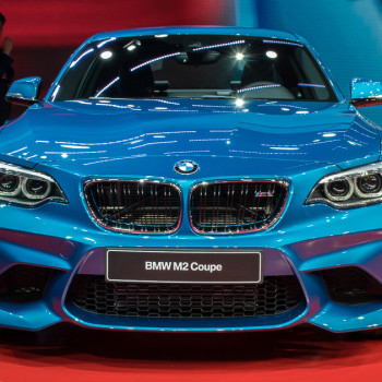 World Debut: BMW M2 at NAIAS Detroit 2016