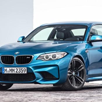 BMW M2 feiert Premiere auf der NAIAS 2016