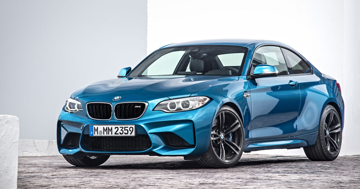 BMW M2 will debut at the NAIAS 2016 in Detroit