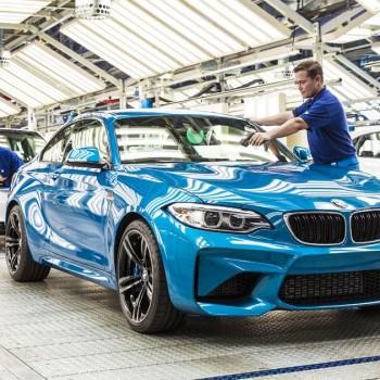 BMW M2 Produktion in Leipzig
