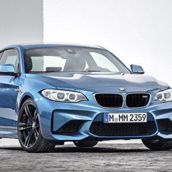 BMW M2 to debut at the NAIAS 2016