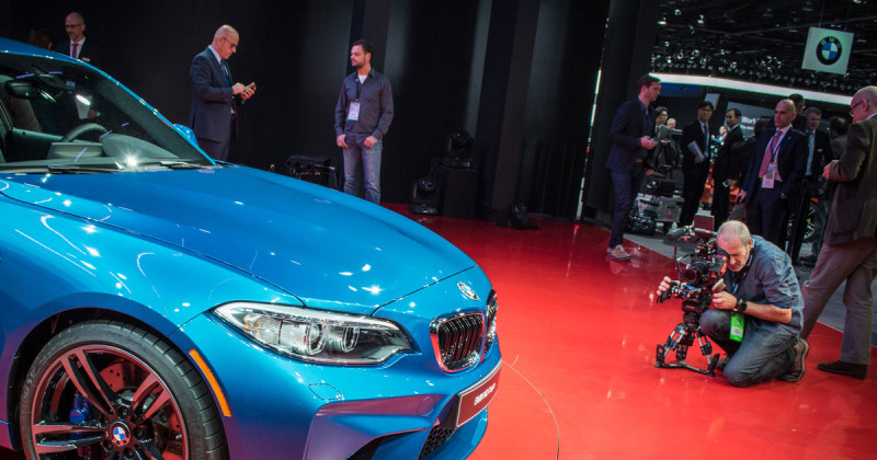 BMW at the NAIAS 2016 – Best of Instagram