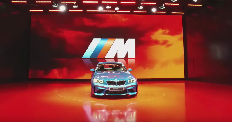 Video: BMW at the NAIAS 2016