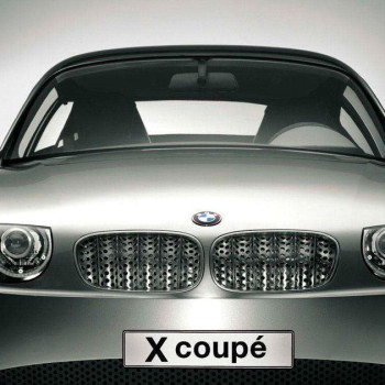 BMW X Coupé Concept - NAIAS, Detroit in 2001