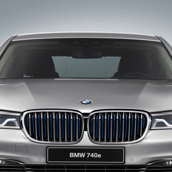 BMW 740e iPerformance (G11) - Premiere in Genf, 2016