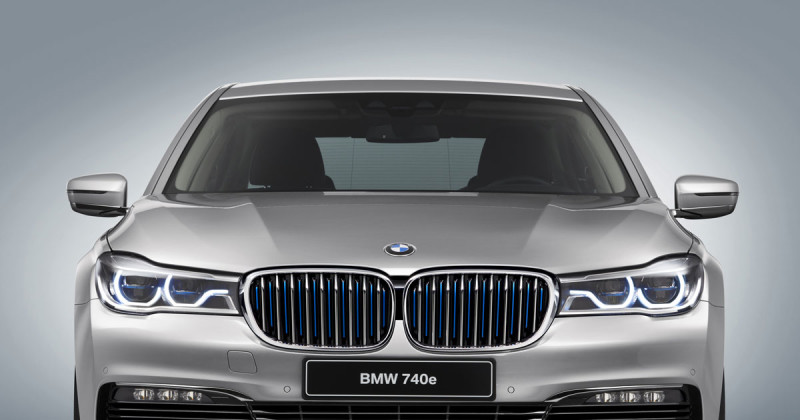 BMW launches new Label 'iPerformance' for plug-in hybrid cars