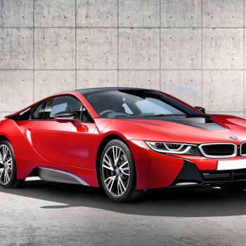 BMW i8 - Protonic Red Edition