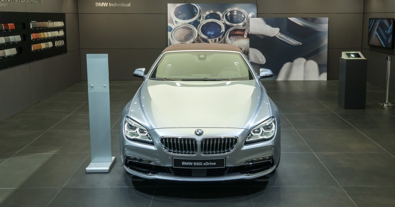 Premiere in Geneva: The new BMW 6 Series (1976)