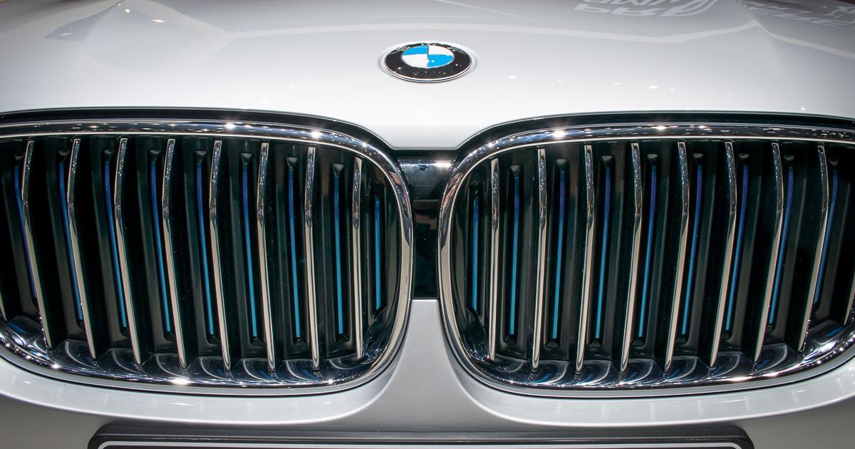 BMW 740e iPerformance - Premiere at Auto Show Geneva