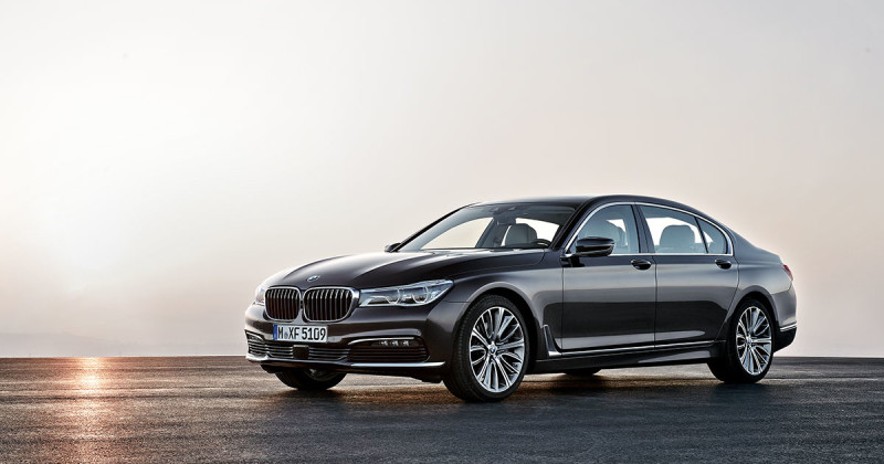 BMW 7 Series wins 2016 World Luxury Car Award