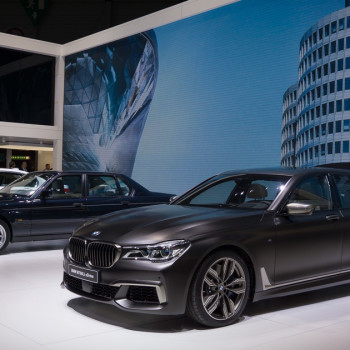BMW at the 86th Geneva International Motor Show 2016