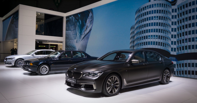 First live impressions: BMW at the 2016 Geneva Auto Show