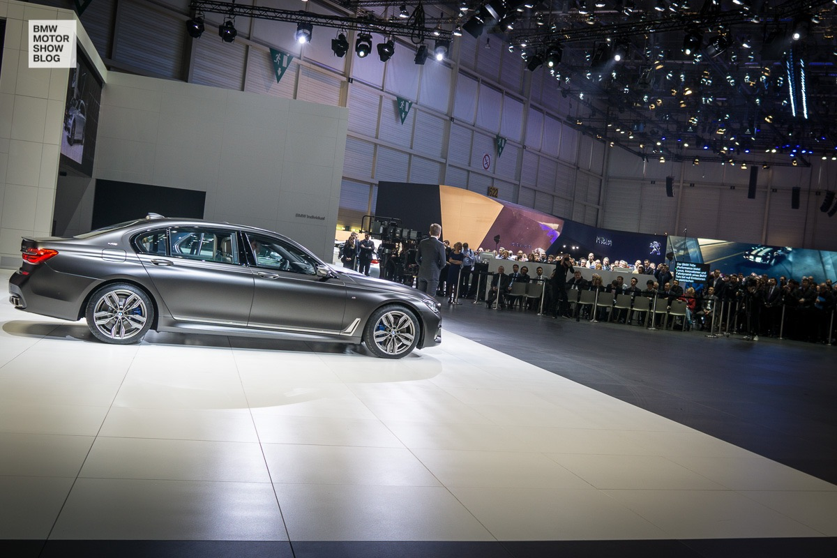BMW at the 86th Geneva International Motor Show 2016 - Day 1 - Press Conference