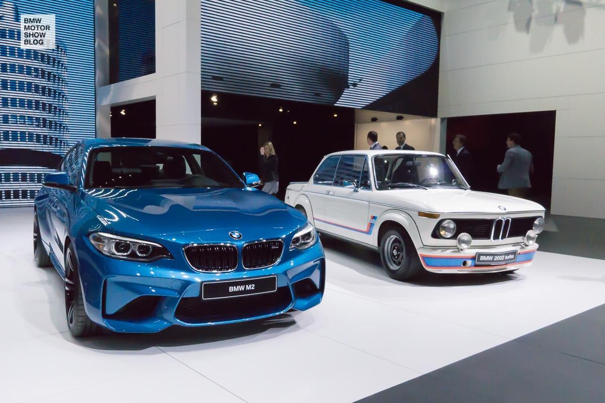 BMW at the 86th Geneva International Motor Show 2016 - Day 1 - BMW M2