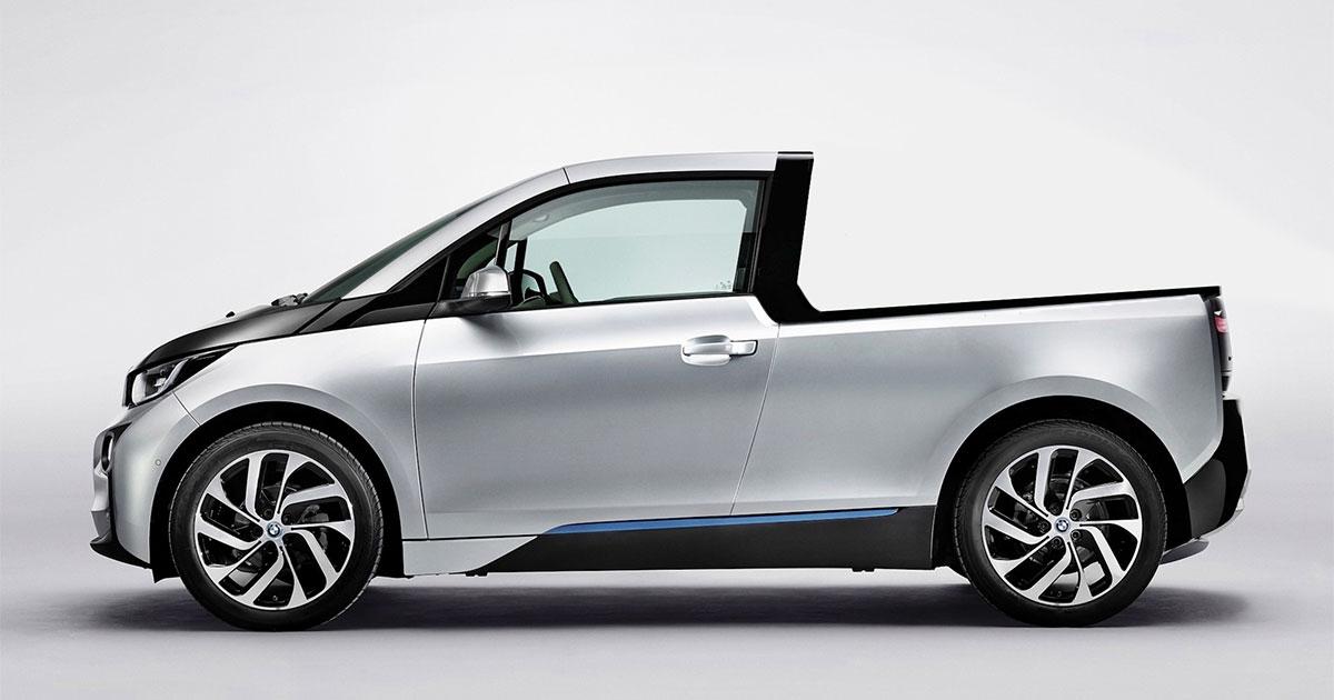 BMW i3 Pick-Up