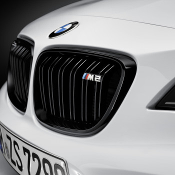 BMW M2 with M Performance Parts - Detail: Grill
