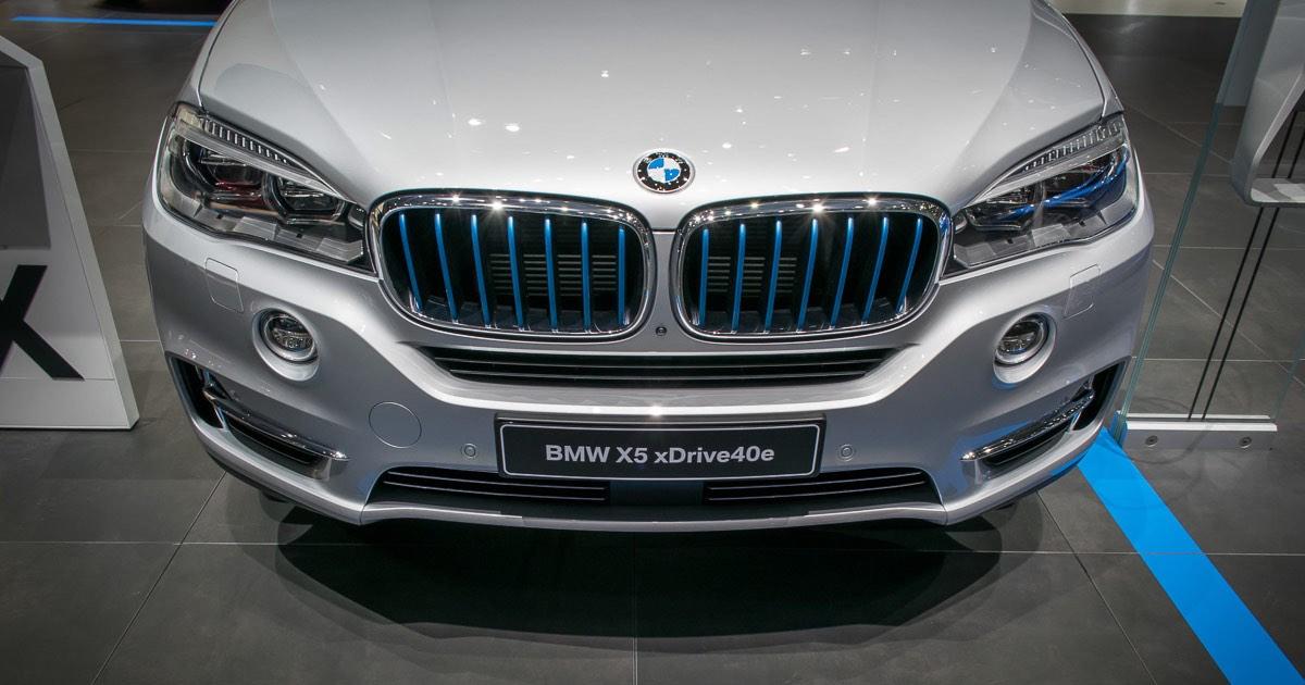 BMW X5 xDrive40i iPerformance