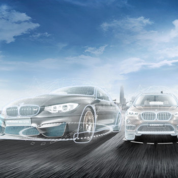 BMW auf der Auto China in Beijing / Peking 2016