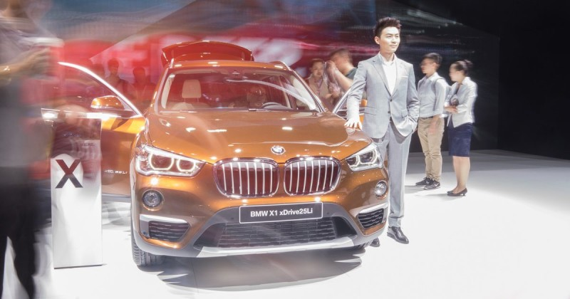 BMW at the Beijing Motor Show in China – Video