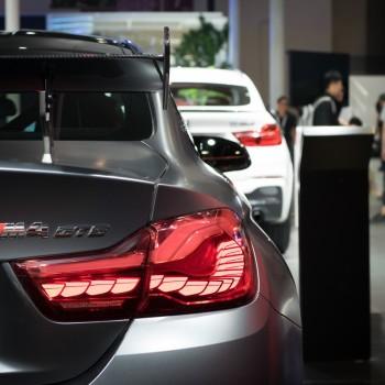 BMW GTS (F87) at Auto China Beijing, 2016 - OLED
