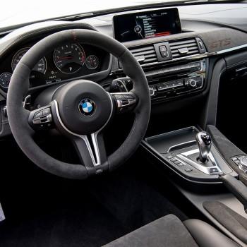 BMW GTS (F87) at Auto China Beijing, 2016 - Interior
